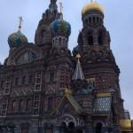Church of Spilled Blood – St Petersburg