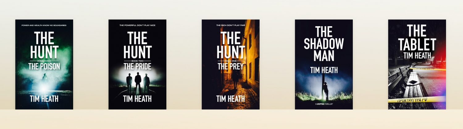 Tim Heath – Author