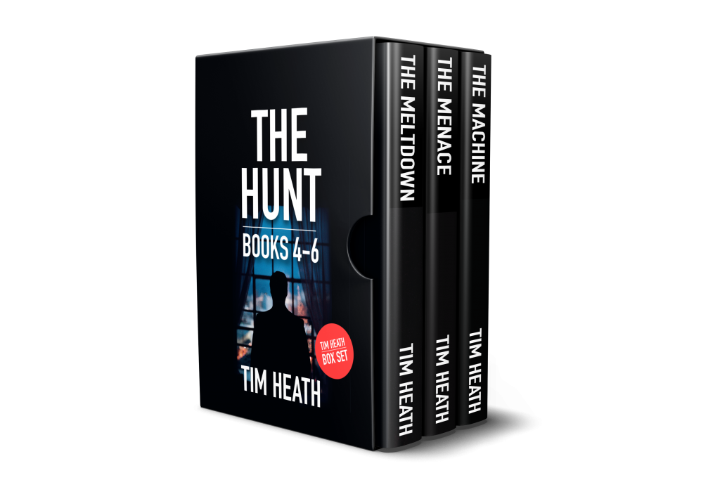 The Hunt series Books 4-6