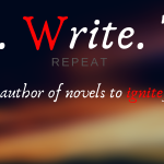 Invent. Write. Thrill copy