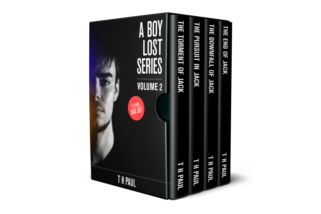 A Boy Lost series volume 2, containing books 5-8