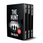 The Hunt series Books 1-3