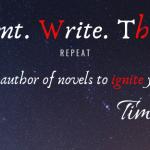 Invent. Write. Thrill